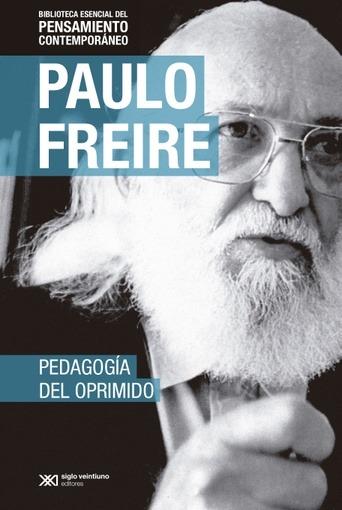 Libro Pedagogia del Oprimido de Paulo Freire