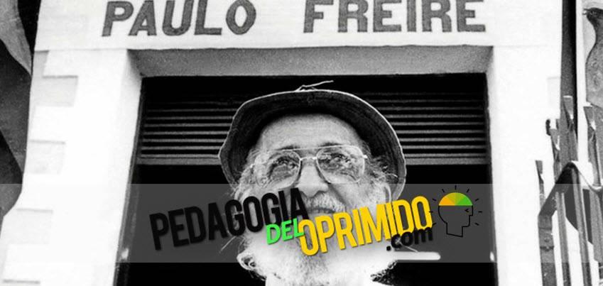👴🎓 Audio y  Libro de Paulo Freire: Pedagogía del oprimido