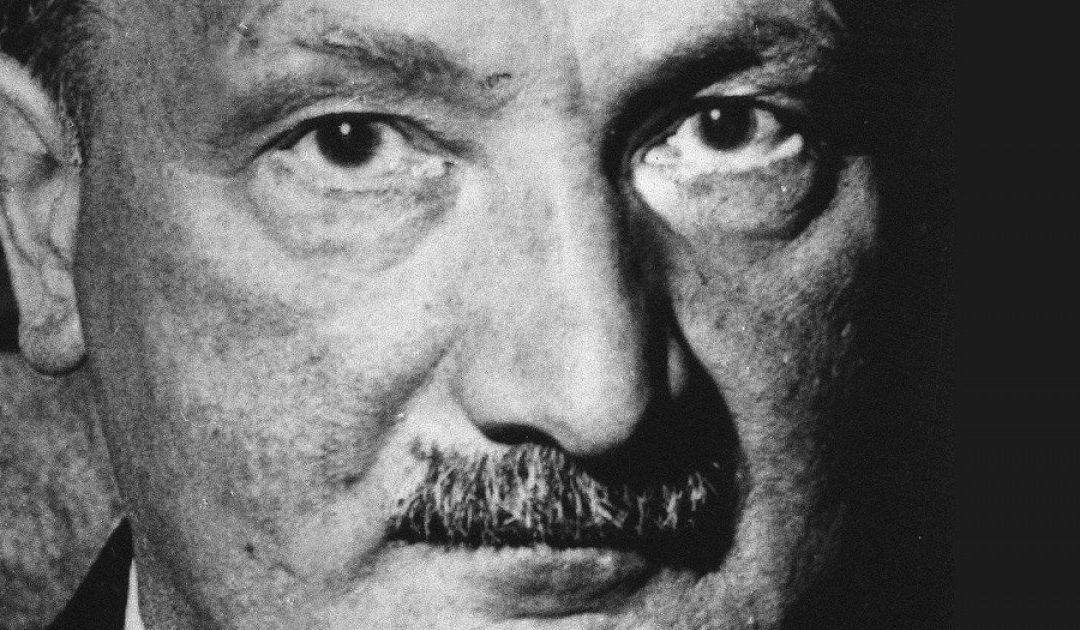 👨🎤⚡ Heidegger explicado por Darío Sztajnszrajber
