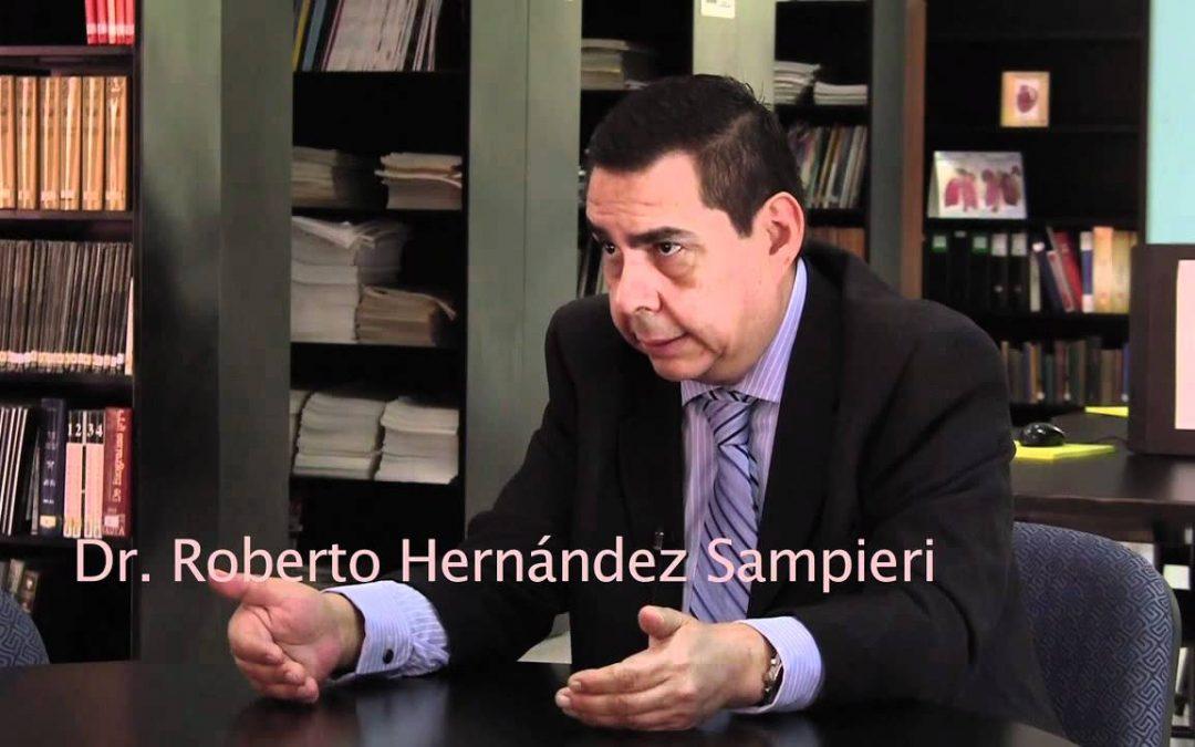 👨🔬😉 Seminario: Dr. Roberto Hernández Sampieri Tipos de Investigación Científica