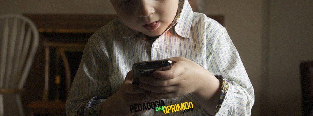 😉💙 ¿Cómo criar hijos sanos y cuáles son las consecuencias del chupete tecnológico?