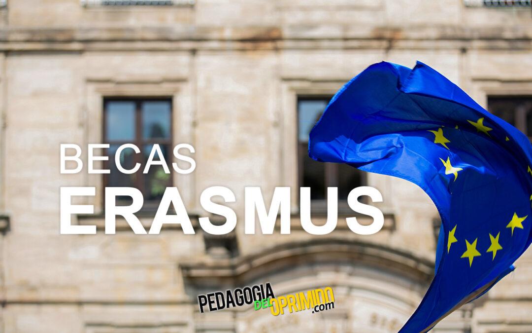 ¿Cómo rellenar una solicitud de beca Erasmus?