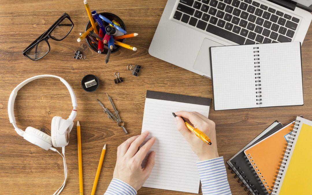 ¿Cómo organizar mis apuntes para aprobar exámenes?: Tips infalibles